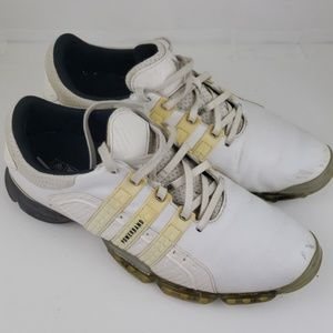 Adidas Golf Shoes Powerband Chassis Mens Size 10.5